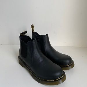 Dr Martens Kid's Collection Banzai Black Softy